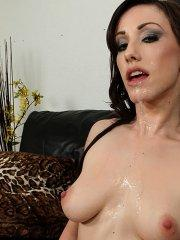 Pictures of Jennifer White getting fucked hard