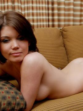 Pictures of Diddylicious waiting for you on the couch