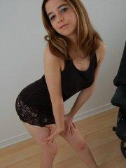 Pictures of Little Val spreading her legs and waiting for you