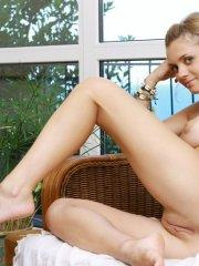 Pictures of Sabrina D naked and horny for you