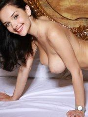 Pics of Jenya D naked and spreading