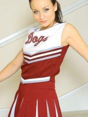 Pictures of teen Only Carla cheering for you