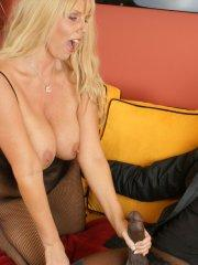 Pictures of Sexy Karen getting fucked by a huge black cock