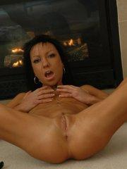 Pictures of Trista Stevens spreading her legs