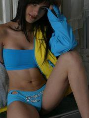 Pictures of teen True Tere giving you a hot nonnude tease